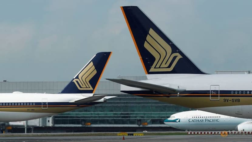 SIA flights to Europe operating as scheduled, rerouted to avoid Pakistan airspace