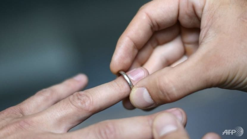 Fewer marriages, more divorces in Singapore last year