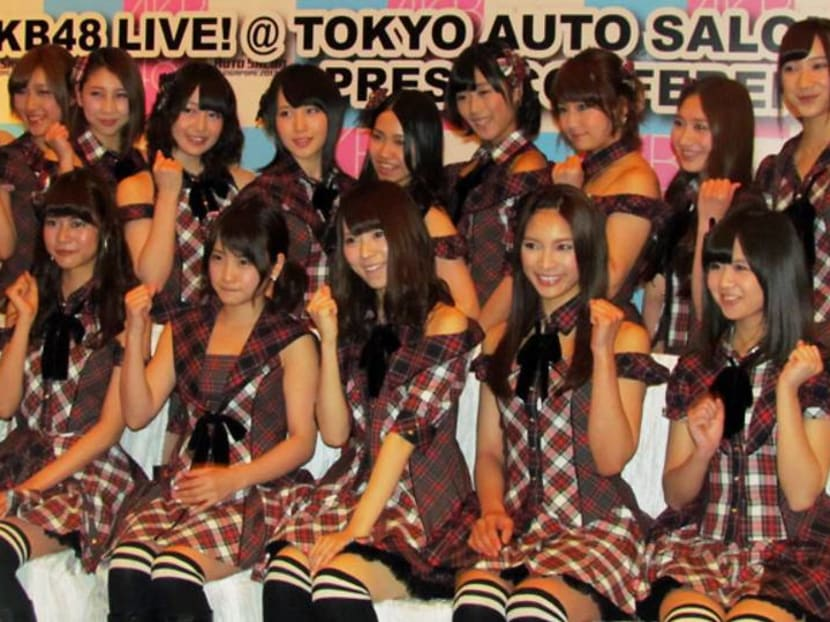 AKB48: Life in the fast lane