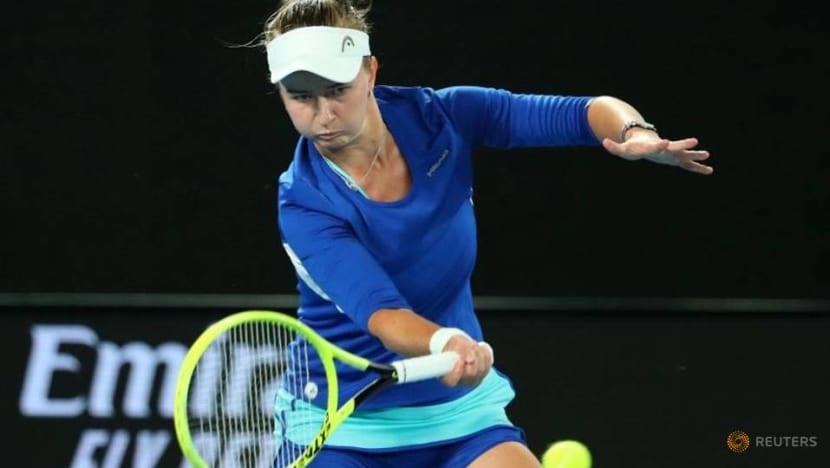 Tennis: Krejcikova wins maiden WTA title in Strasbourg
