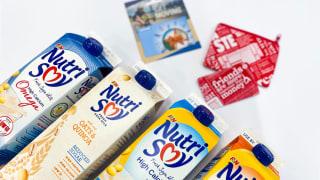 【送礼】NUTRISOY x World Heart Day礼包