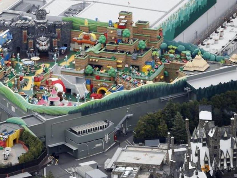 Universal Studios Japan to open Super Nintendo World area in February