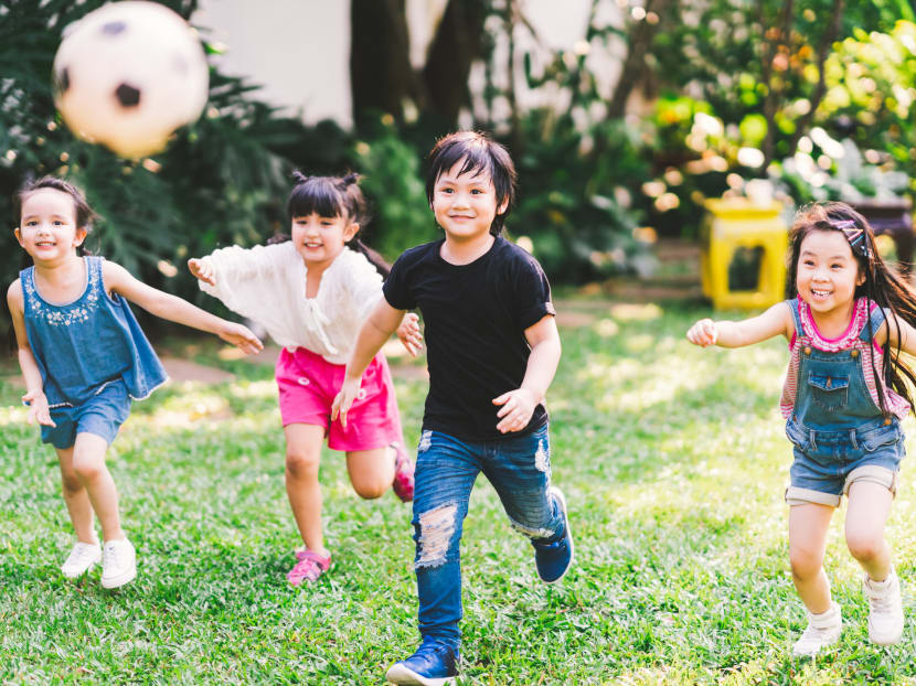 Why it's important that playing sports remains fun for your children