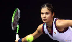 Clinical Raducanu beats Bogdan to reach Transylvania Open quarter-finals