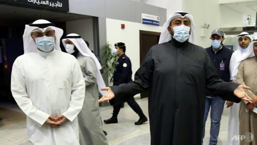 Kuwait, Bahrain, Iraq report coronavirus cases linked to Iran
