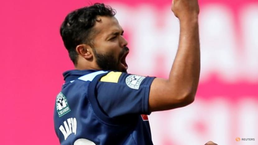 Cricket-Yorkshire apologise for 'inappropriate behaviour' towards former player