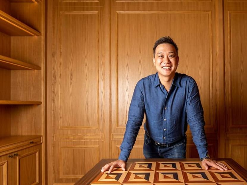 Creative Capital: The Singaporean who puts luxurious finishing touches to homes