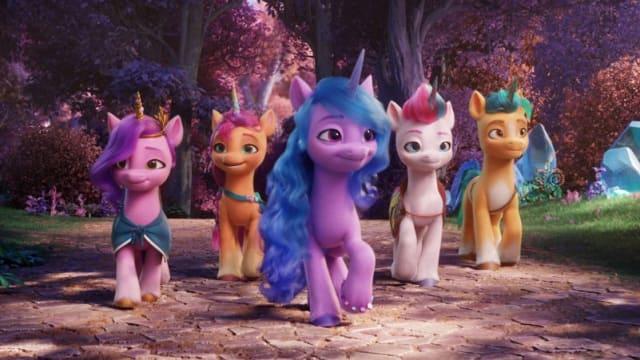 新片上映:My Little Pony: A New Generation