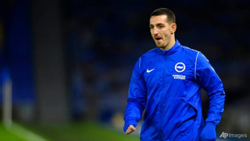 Football: Brighton's Dunk slams officiating after loss to West Brom