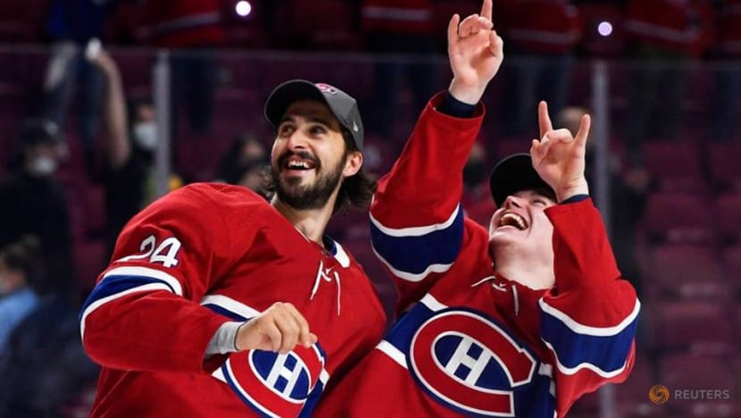Ice hockey: Montreal carry Canada's Stanley Cup hopes in showdown with Tampa Bay