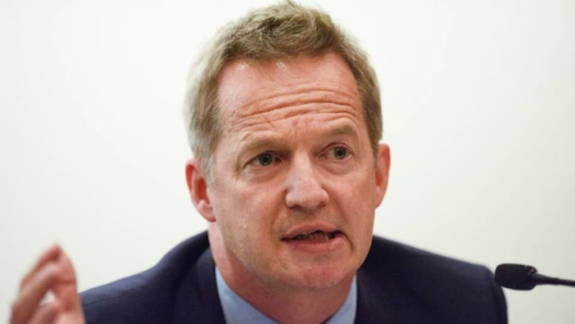 Cathay Pacific says CEO Rupert Hogg has resigned