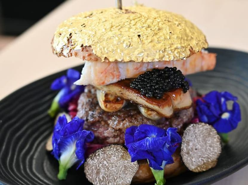 Would you pay S$250 for Singapore's most expensive burger – for a good cause?