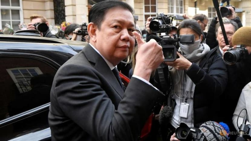 Myanmar junta picks replacement for envoy to Britain who broke ranks