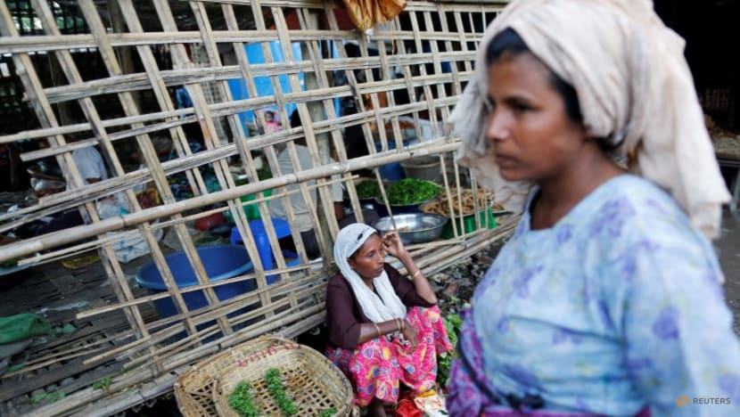 Myanmar's COVID-19 vaccination rollout leaves Rohingya waiting