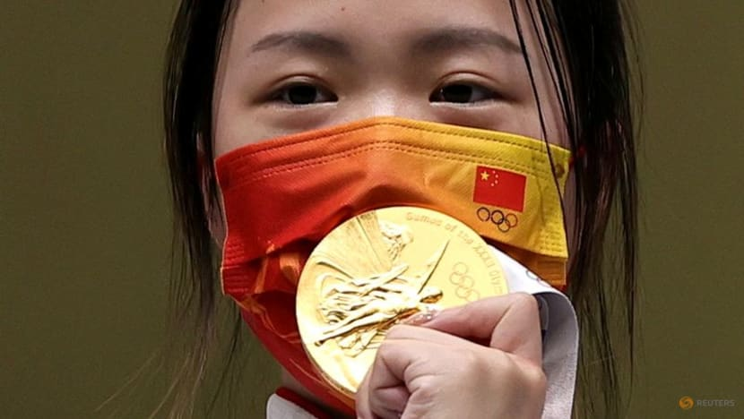 Sport-China's Olympic body says illegal use of athletes' names as trademarks must stop