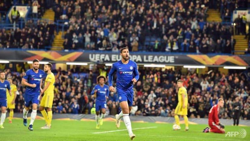 Football: Loftus-Cheek treble fuels Chelsea as Arsenal streak hits 11
