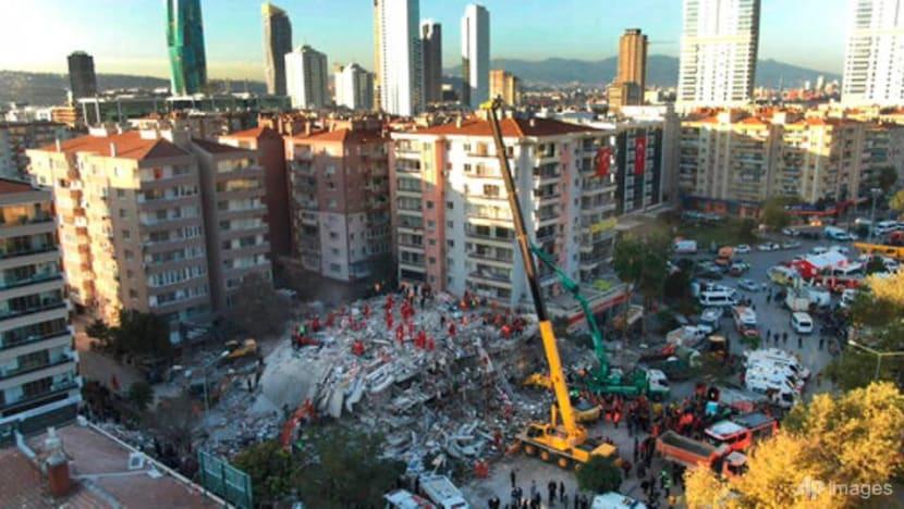 Singapore extends condolences to Turkey and Greece after Aegean Sea earthquake