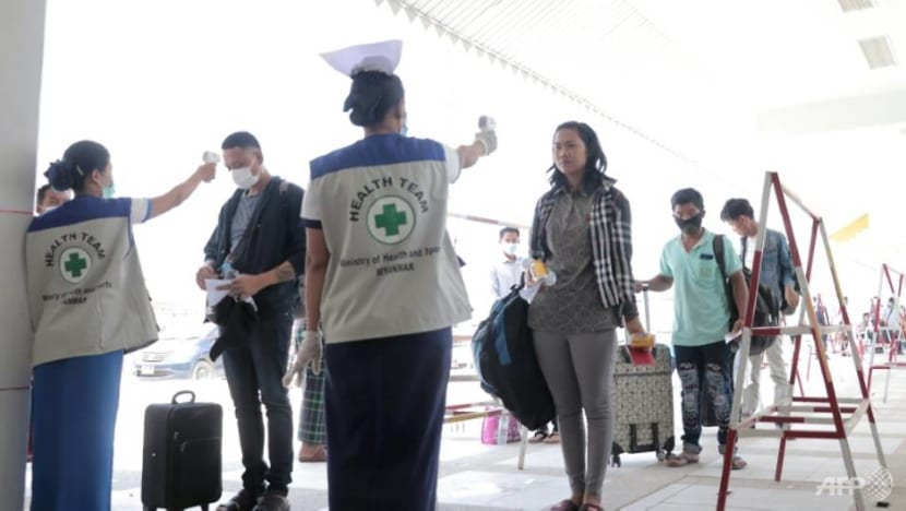 Myanmar reports first COVID-19 death; man had 4-day layover in Singapore