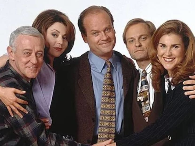 TV comedy Frasier latest '90s hit to get a revival to focus on 'next chapter'