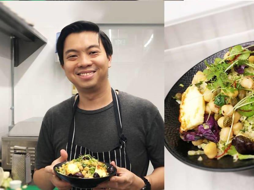 Easy home recipe: SPRMRKT's Cauliflower and broccoli 'couscous'