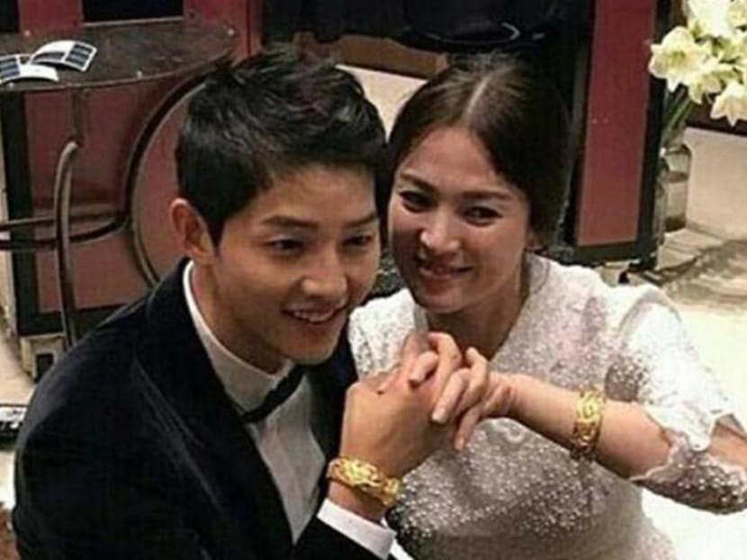 Song Joong-ki and Song Hye-kyo to split assets reportedly worth S$115m