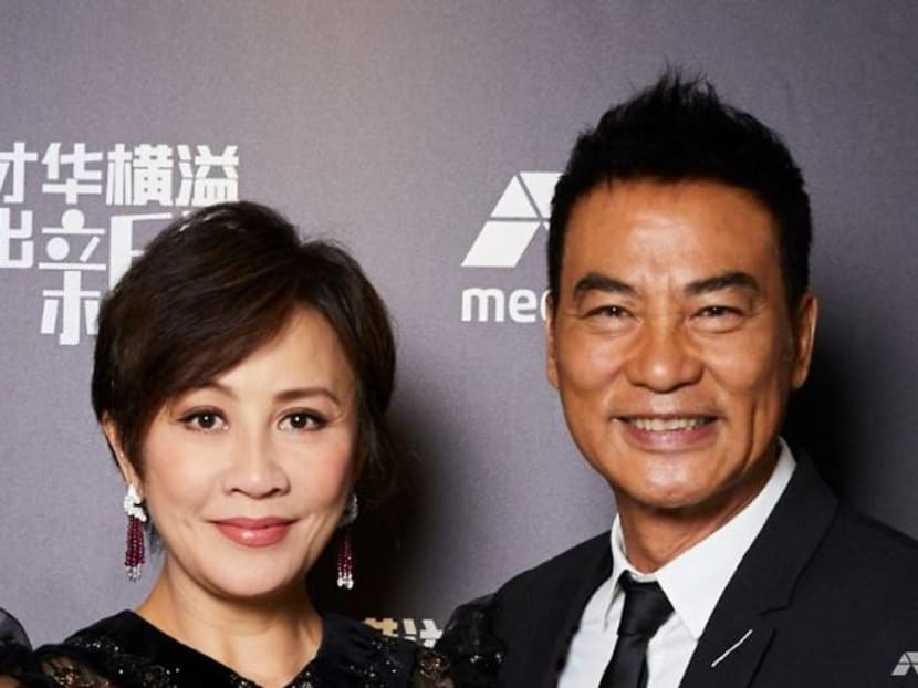 'Keep moving forward': Simon Yam on his recovery after stabbing incident