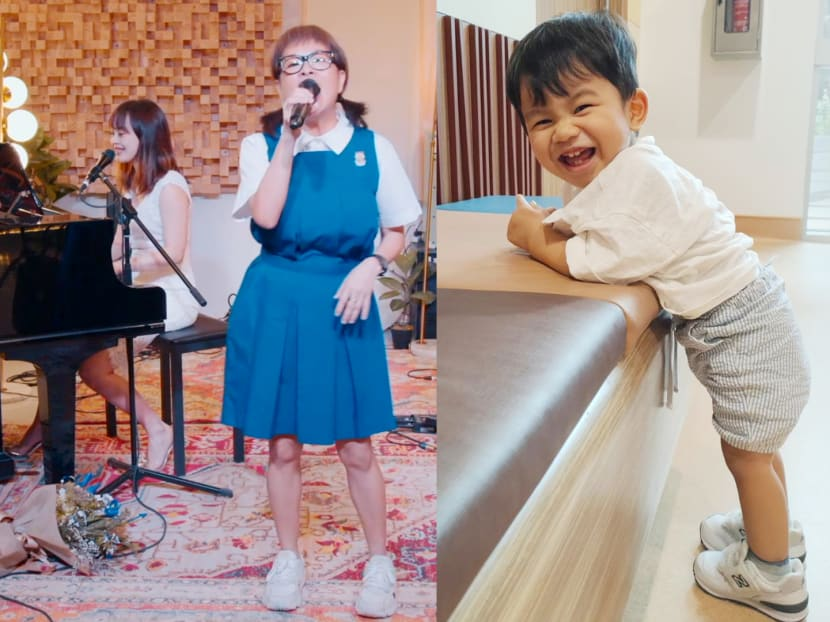 Pam Oei, Linying and more sing in support of toddler who needs treatment