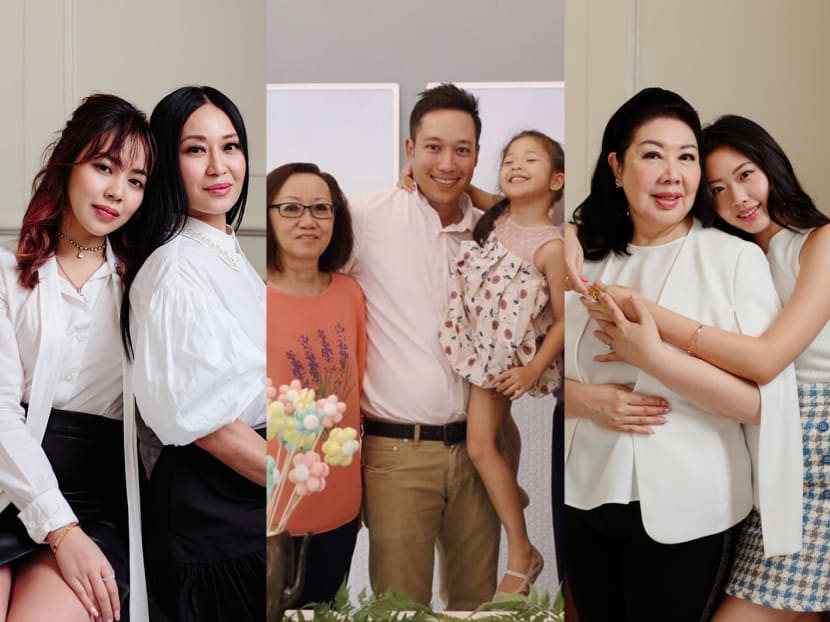 How some Singaporeans are celebrating Mother's Day with their mums