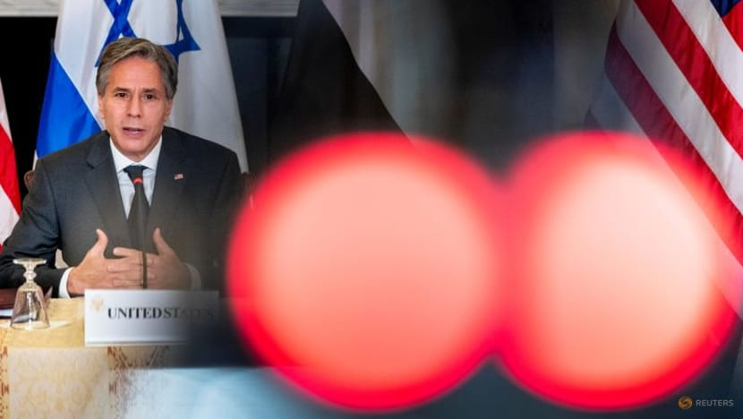 US will move forward with reopening its Palestinian mission in Jerusalem: Blinken