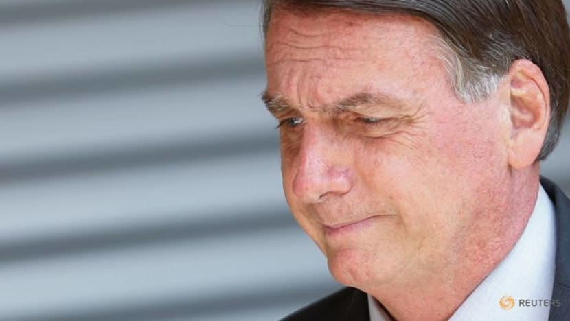 Bolsonaro asks Brazil military about troops to quell possible unrest