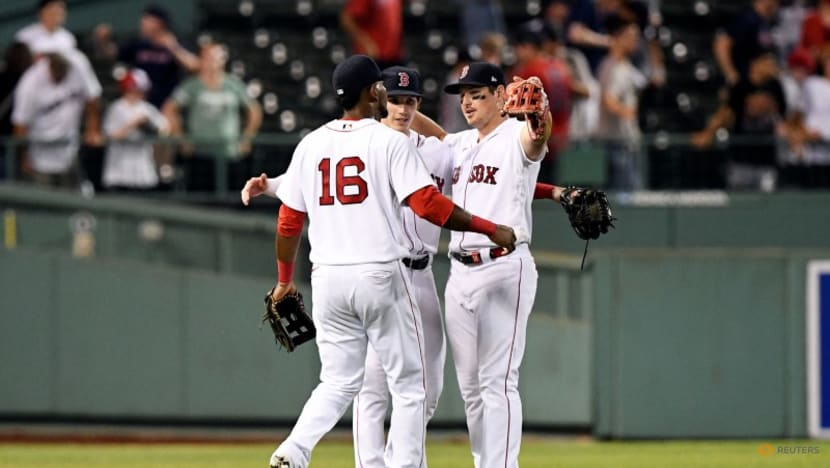 MLB roundup: Bobby Dalbec's 5 RBIs help Red Sox to 20-8 win