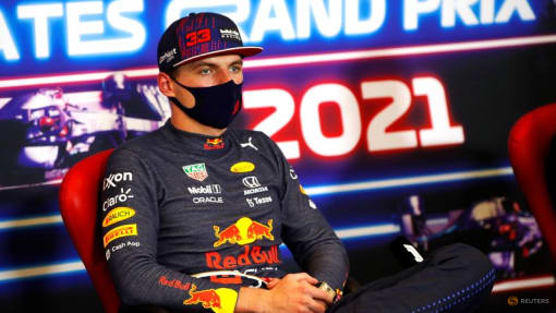 The statistics are stacking up in favour of Verstappen