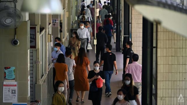 Singapore's daily COVID-19 cases breach 5,000-mark for the first time; 10 more deaths