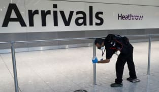 British minister to simplify COVID-19 travel rules for England