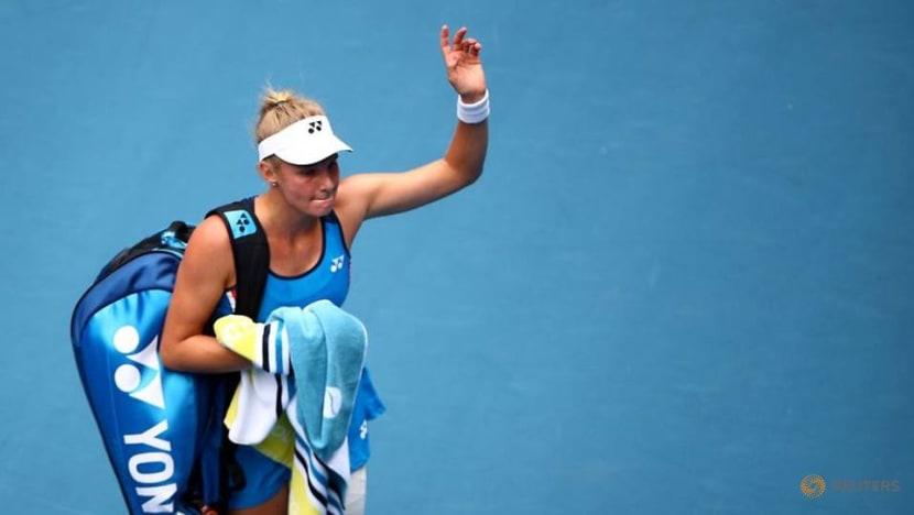 Tennis: Mental adjustment crucial in return to court, says Yastremska