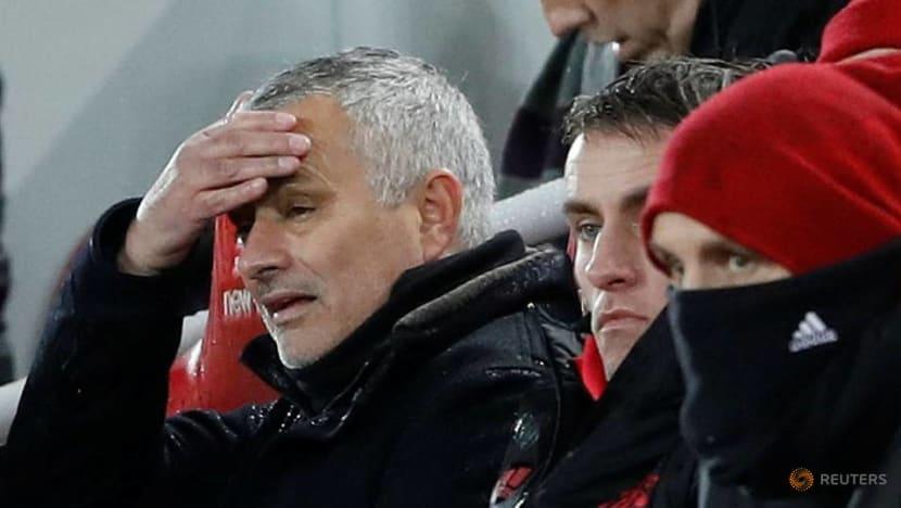 Football: Manchester United sack Mourinho in bid to turn season round