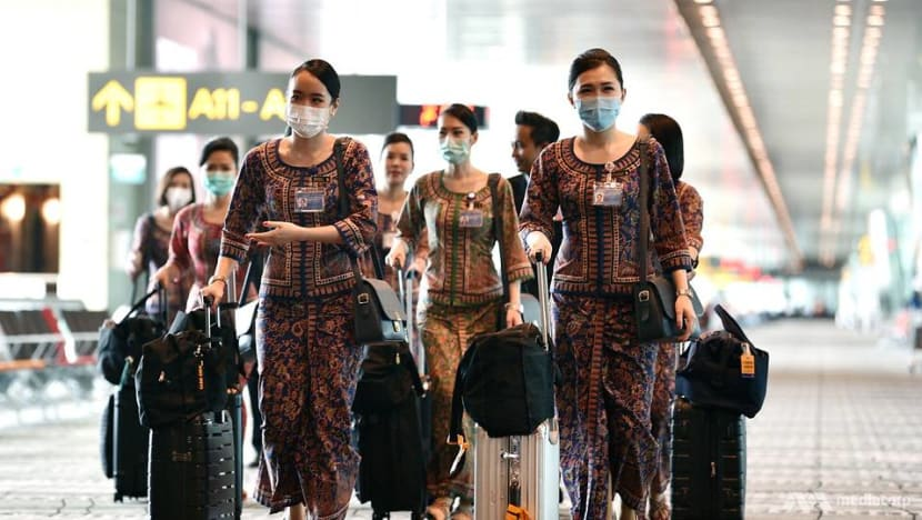 SIA crew recount 'sad day' when airline announced retrenchment exercise