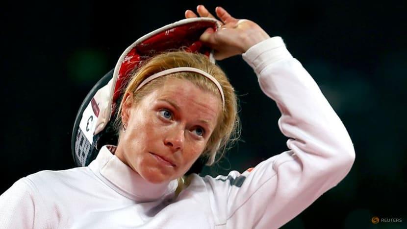 Olympics-Modern Pentathlon-Schleu on form as competition gets underway