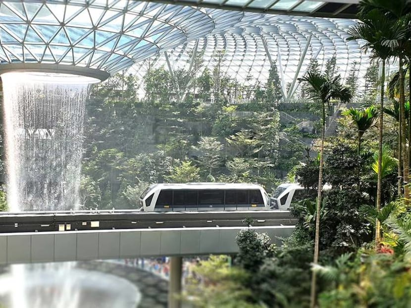With the lack of travellers, airports are being forced to reconsider their designs