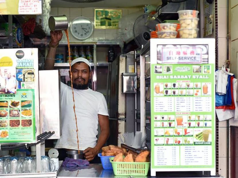 Bhai Sarbat: The story behind Kampong Glam's famous tea stall