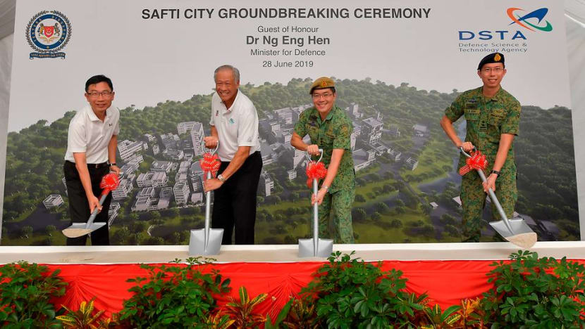 Like Counter-Strike: Targets at upcoming SAFTI City can return fire, soldiers to get scorecards