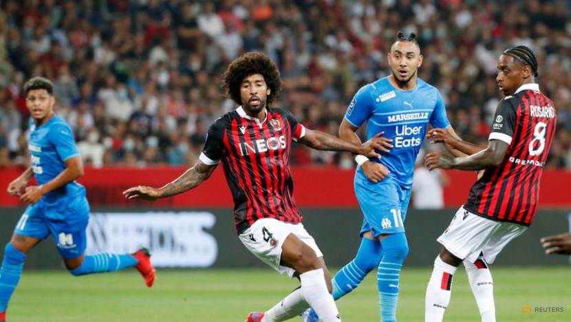 Football: Nice v Marseille match abandoned after crowd trouble