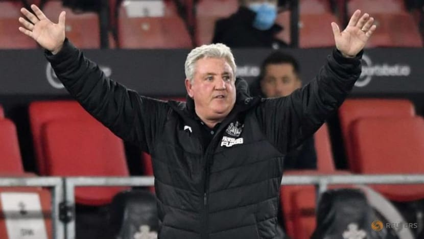 Bruce blasts Almiron agent over Newcastle exit talk