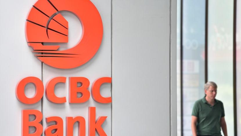OCBC quarterly profit drops, but wealth management fees grow