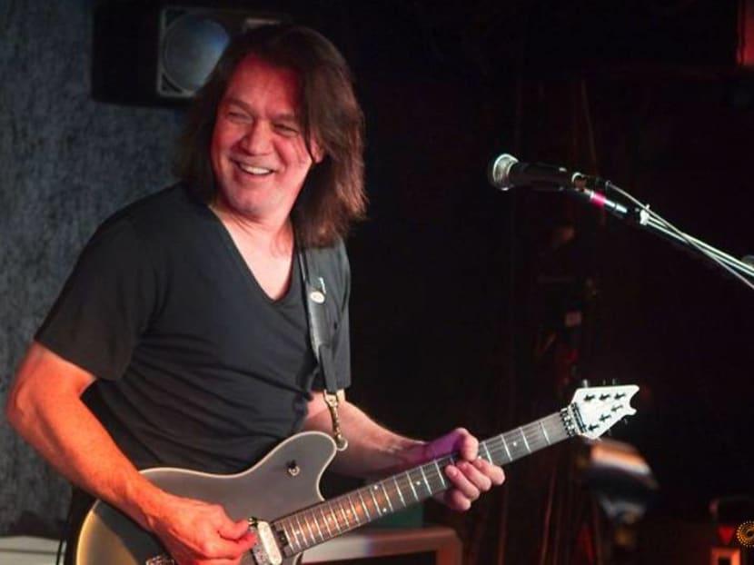 Rock legend Eddie Van Halen dies at 65 after cancer battle