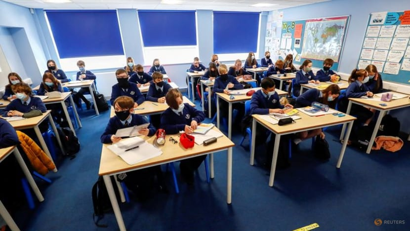 English school return spurred COVID-19 in children, but cases fell in adults: Study