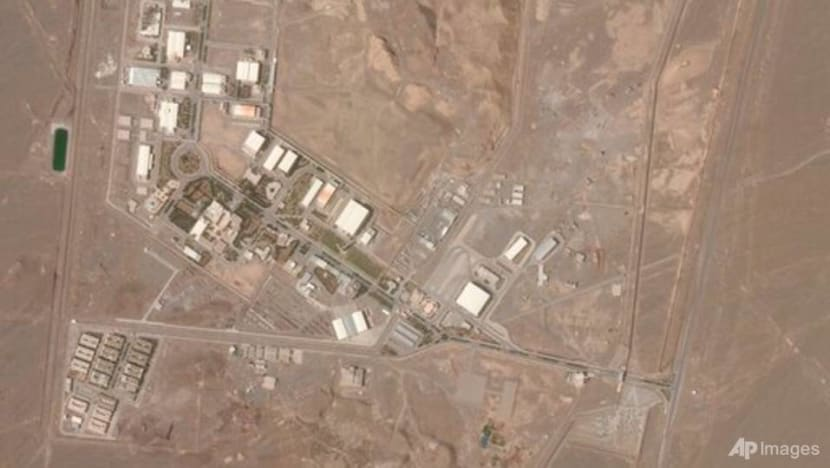Electrical problem strikes Iran's Natanz nuclear facility: Reports
