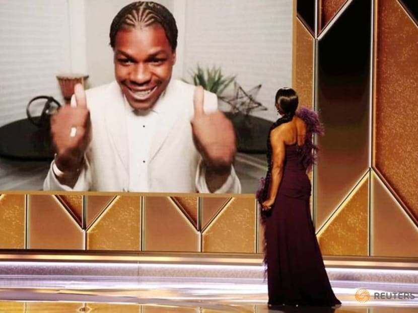 Black British actors triumph in early Golden Globe awards