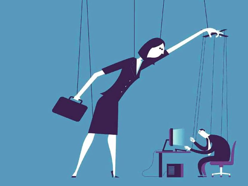 Are you being manipulated at work?