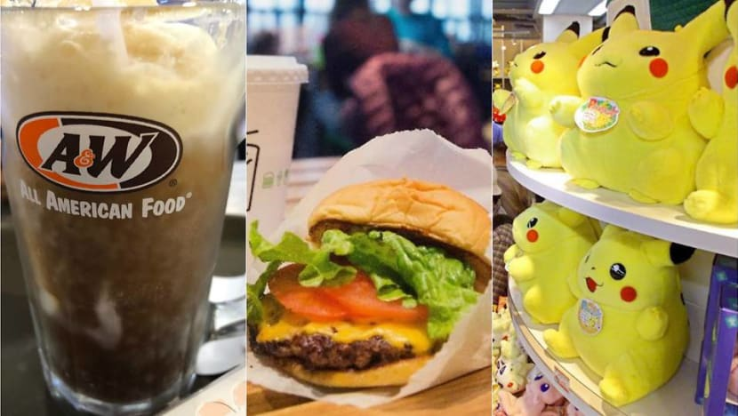 Famous burgers and Pokemon collectibles: Top things to look out for at Jewel Changi Airport